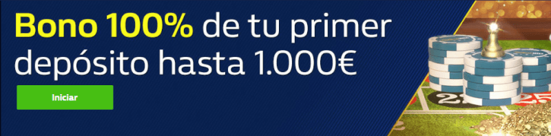 William Hill Casino Código De Bono 2018