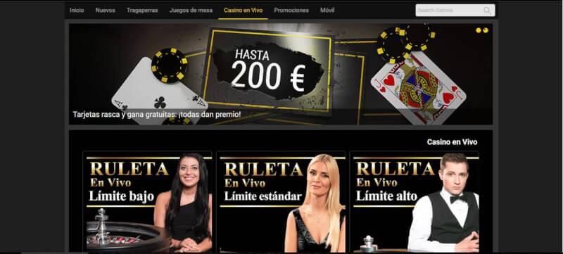 Uno de los grandes atractivos de bwin es su casino en vivo con crupieres reales