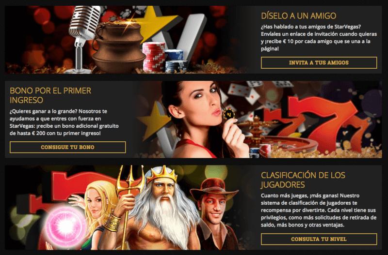 Star Vegas Promociones