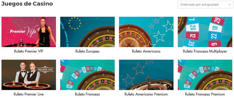 juegos de casino Starcasino