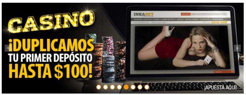 Inkabet código promocional casino