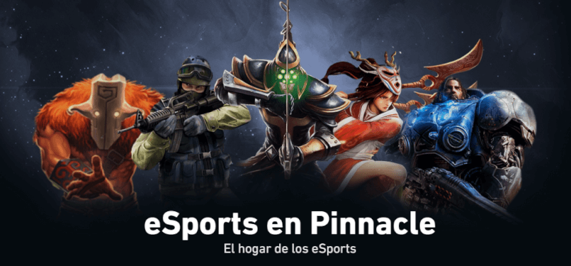 Pinnacle e-sports