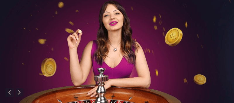 vBet casino en vivo