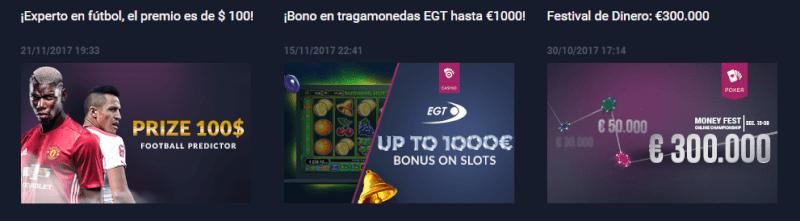 vBet juegos de casino
