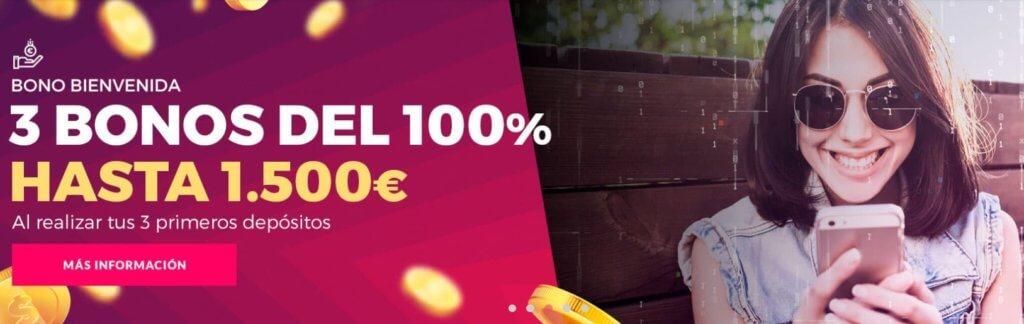 Casino gran Madrid bono por depósito