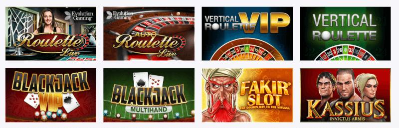 juegos de casino circus