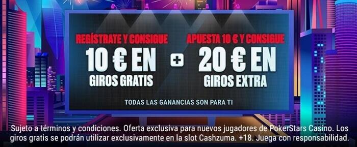 Bono Juegos Casino