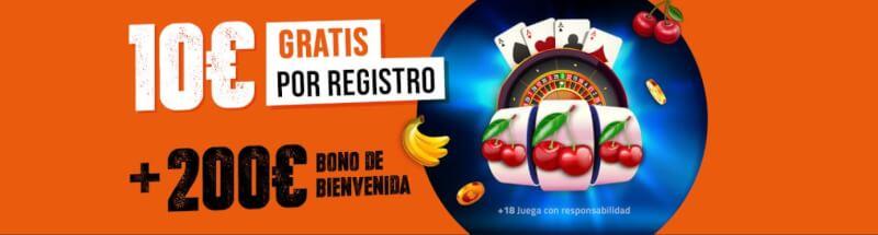Luckia bono de bienvenida casino