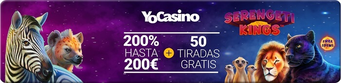 Código Promocional YoCasino